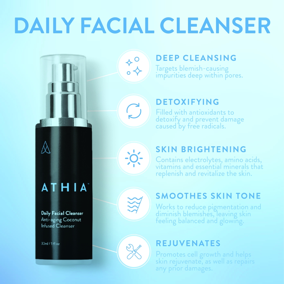 athia cleanser info